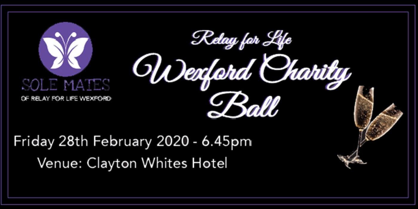 Relay for Life Wexford Gala Ball