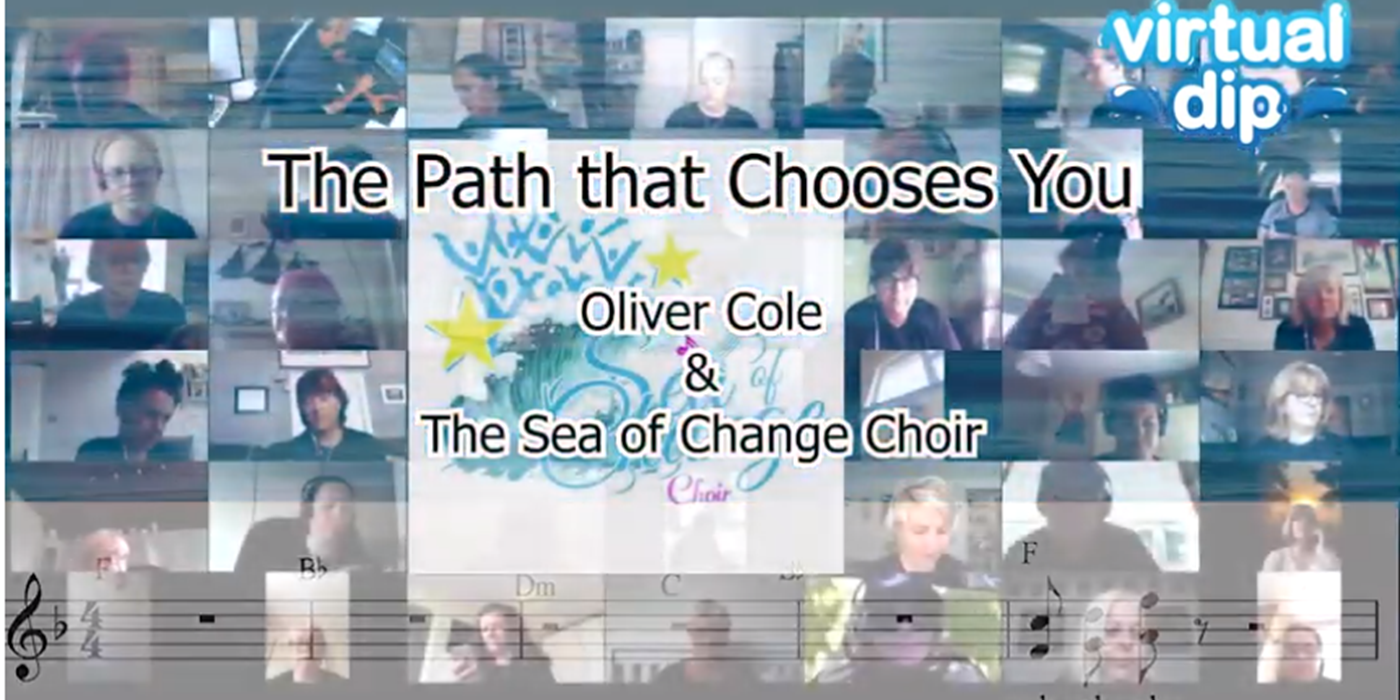 The Path that Chooses you by Irish Songwriter Ollie Cole